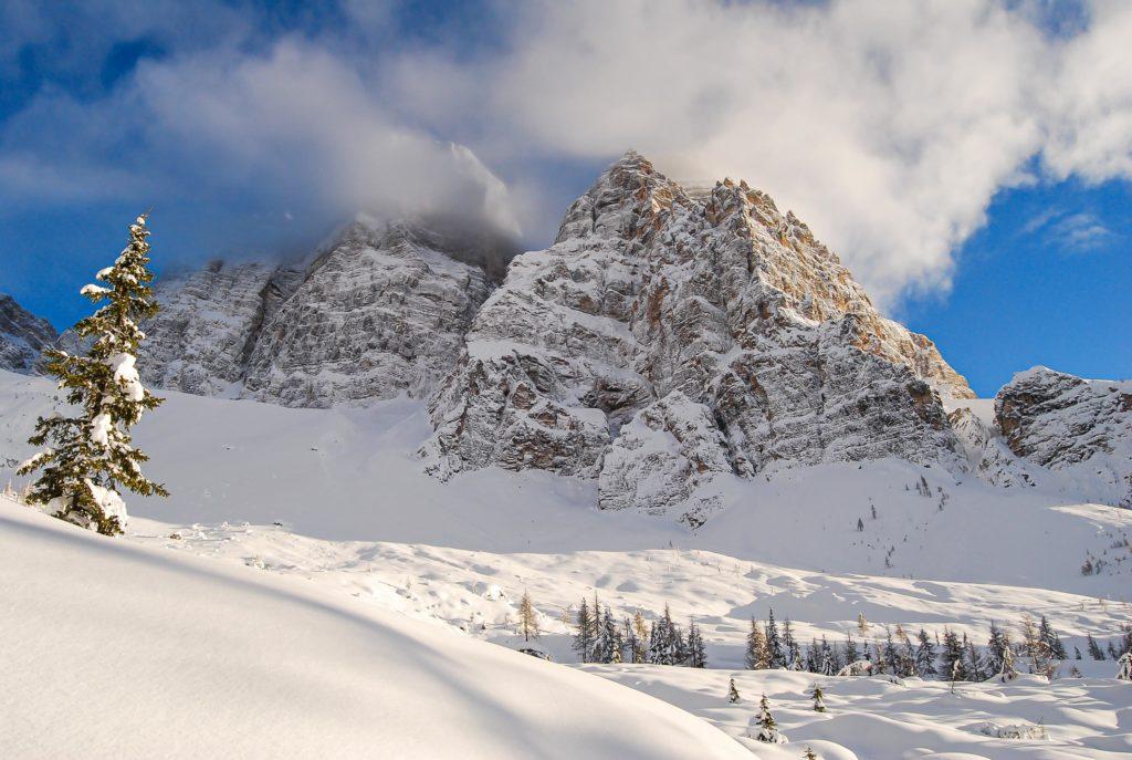 Monte Pelmo, Dolomiti, Italia