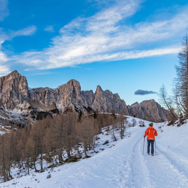 Val Zoldana Winter