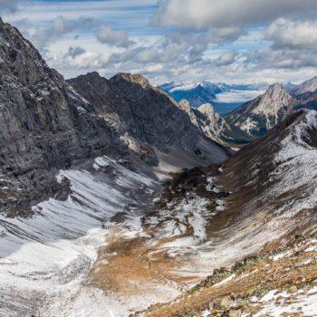 Mount Pocaterra, Alberta, Canada