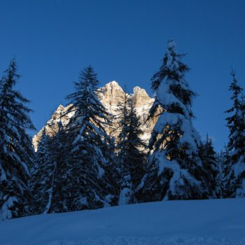 Monte Pelmo, Dolomites, Italy