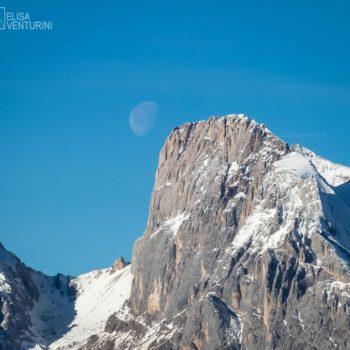 Marmolada, Dolomiti, Italia