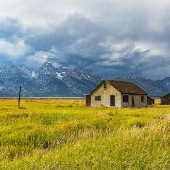 Mormon Row, Grand Teton National Park, Wyoming