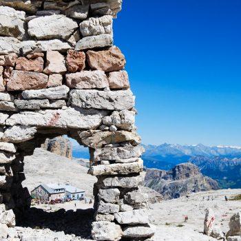 Rifugio Boè-Dolomites