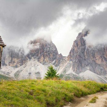 Sassolungo - Dolomiti
