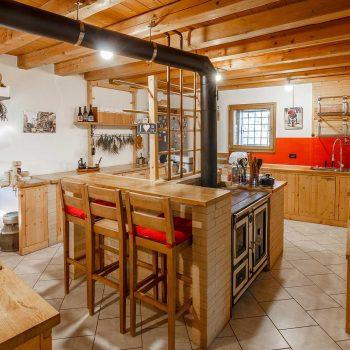 Interni cucina San Germano