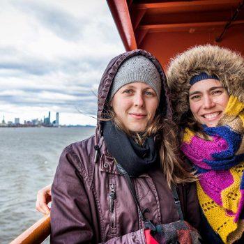 Chiara e Joana New York